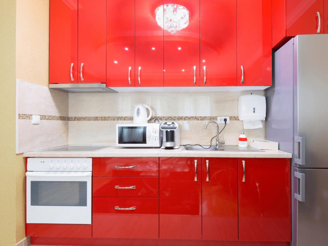 come arredare una piccola cucina abitabile 1