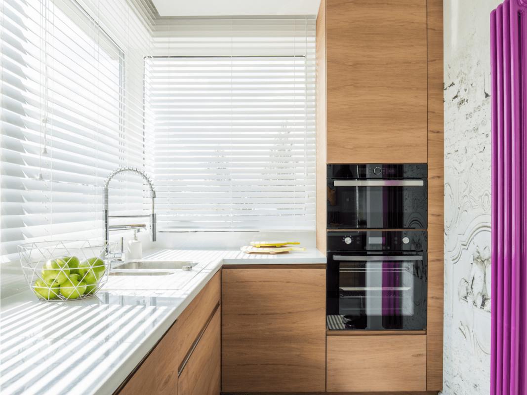 come arredare una piccola cucina abitabile 3