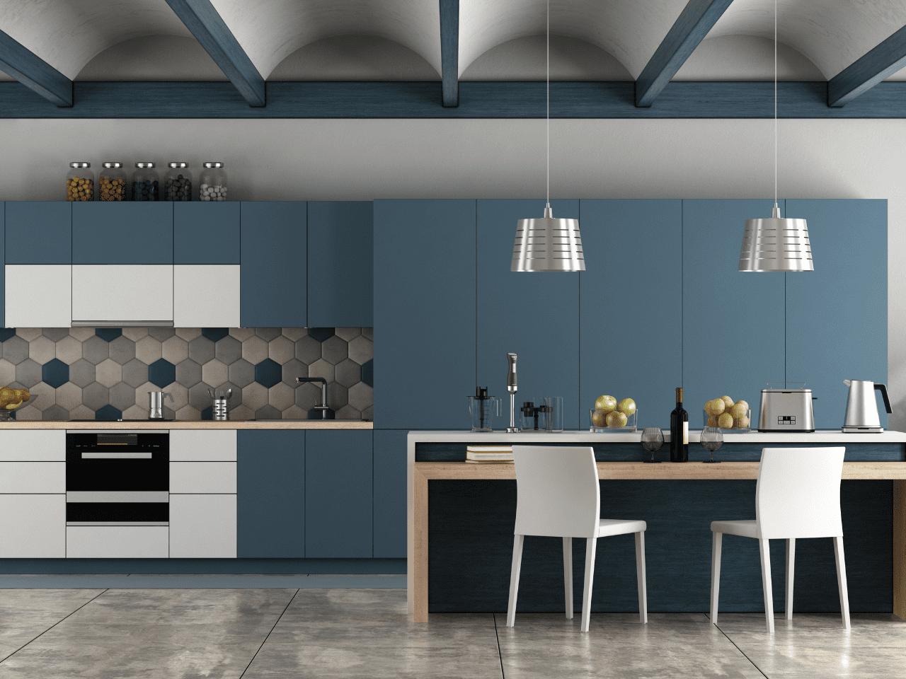 abbinare cucina e pavimento